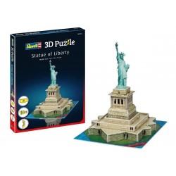 """Puzzle 3D Revell Statue of  Liberty """" Statua della libertà """""""