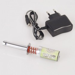 Accendi candela con caricabatterie da 1800mAh