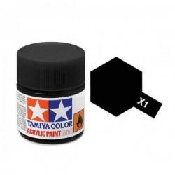 TAMIYA 81501 Mini x-1 black