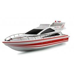 Motoscafo RC boat HL Yacht Atlantic - Completo di tutto versione Big grande