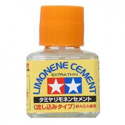 Colla per Plastica Tamiya Limonene Cement Extra Thin da 40ml