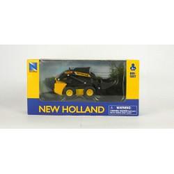 MINI escavatore NEW HOLLAND Skid Steer L230 DIE CAST