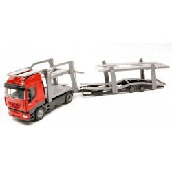 IVECO Stralis bisarca red 1:43 camion new ray scala 1:43