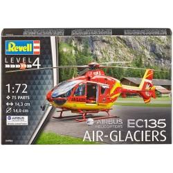 Revell 04983 BELL UH-1H GUNSHIP HELICOPTER elicottero KIT 1:100