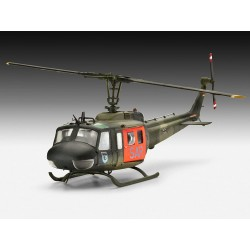 """Revell 04444 BELL UH-1D """"SAR"""" HELICOPTER elicottero KIT 1:72"""