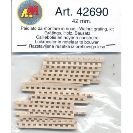 Paiolato da montatare 42 mm art.42690