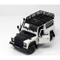 Land Rover Defender Welly 1/24