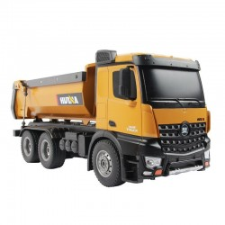 RC Professional 1/14 Dump Truck with 10 Functions Elettrico Camion  RTR