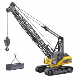 HUINA 1572 GRU 1/14 rc construction crane with 15 channels