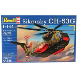 Revell 04858 CH-53G Trasport elicottero KIT 1:144