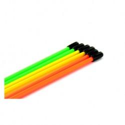 Tubi Antenna rx Colorati