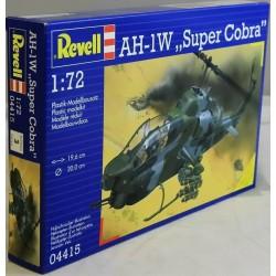 Revell 04415 AH-1W Super Cobra elicottero KIT 1:72