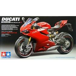 Tamiya moto Ducati 1199 Panigale S kit montaggio 1/12 art 14129