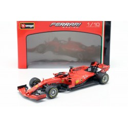Ferrari F1 Sf90 Mission Winnow n° 5 Season 2019 S.Vettel BURAGO GP F1 scala 1:18