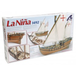 La Pinta 1492 kit montaggio nave in legno Artesania Latina scala 1:65