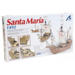 Santa Maria kit montaggio nave in legno Artesania Latina 1492 scala 1:65