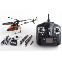 Elicottero FunFly Heli 2.4GHz Mode 2 Hype