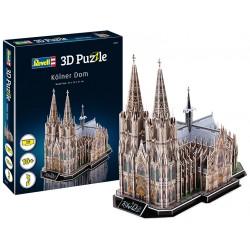 "Puzzle 3D Revell Cattedrale di Colonia "" Kolner Dom """